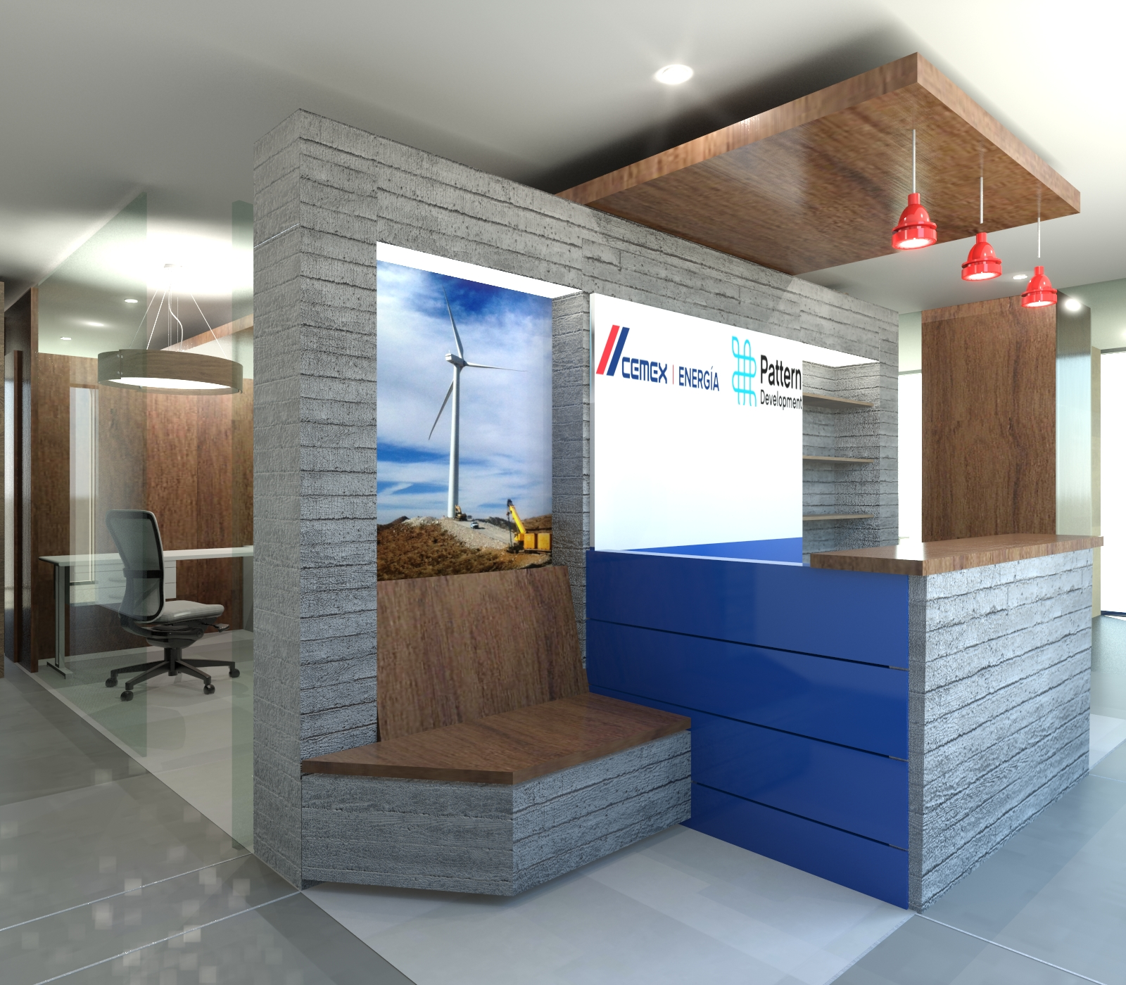 Diseño de Interiores de Oficinas - Grupo Mobilart