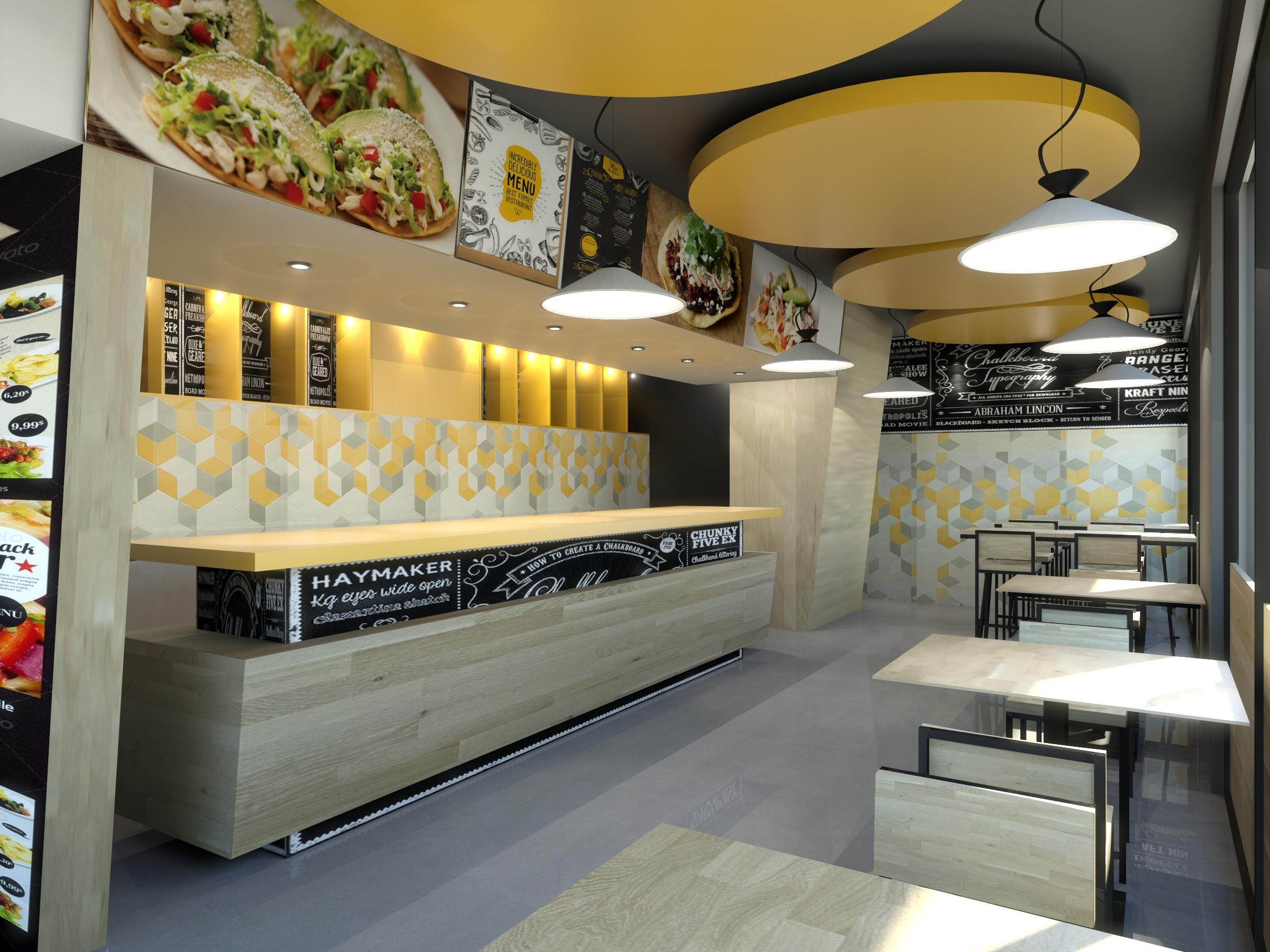 Dise o de interiores de restaurantes grupo mobilart - Paginas de diseno de interiores ...