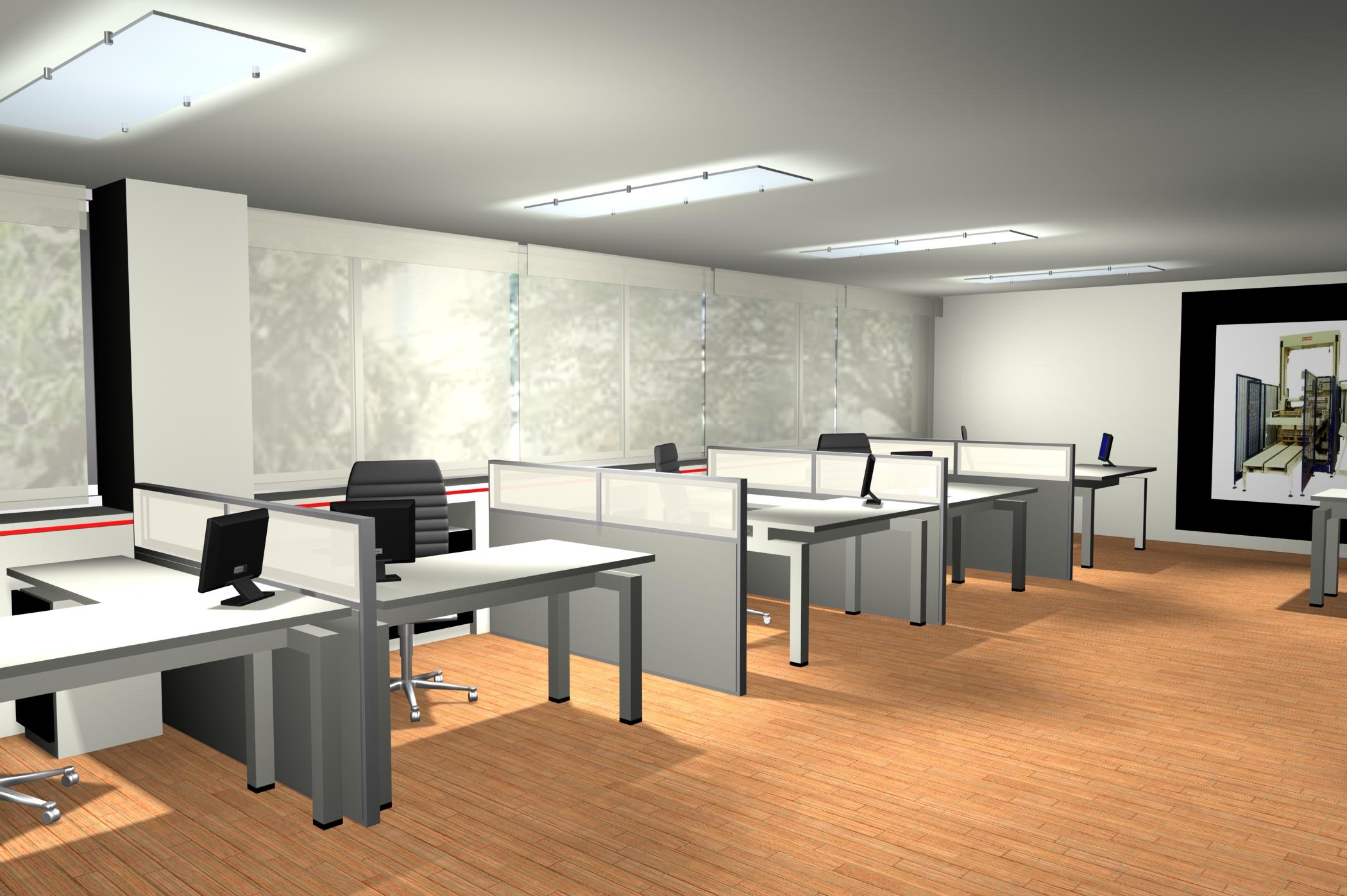 Ocme grupo mobilart for Imagenes oficinas modernas