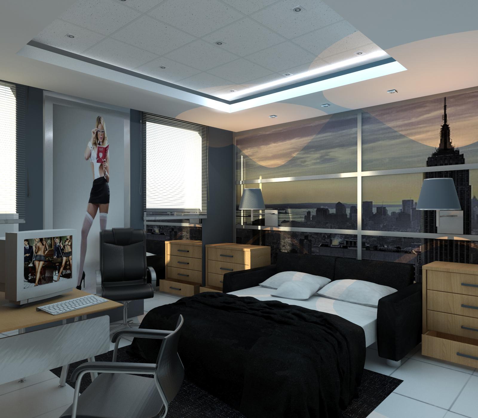 Dise o de interiores de hoteles grupo mobilart for Tipos de disenos de interiores de casas